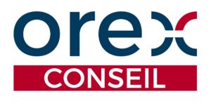Logo Orex conseil expert comptable